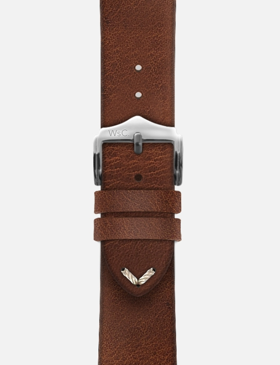 Lt Brown WsC Vengeance Apple Watch Straps