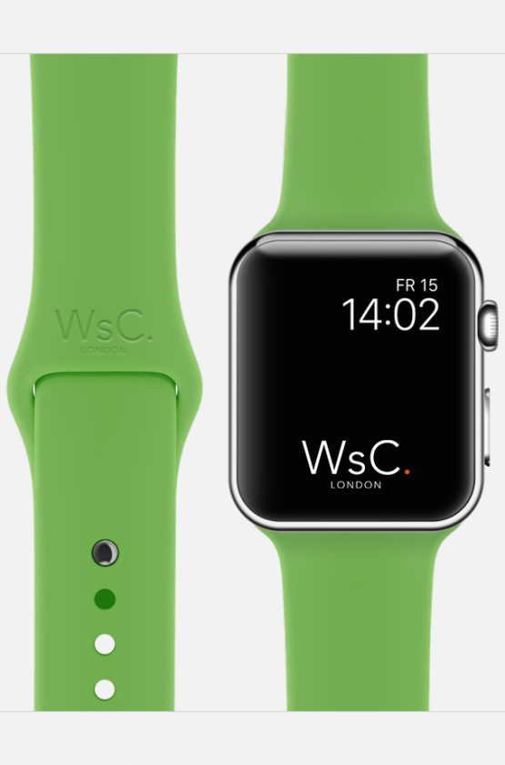 WsC® Apple Watch Sport Band - Green