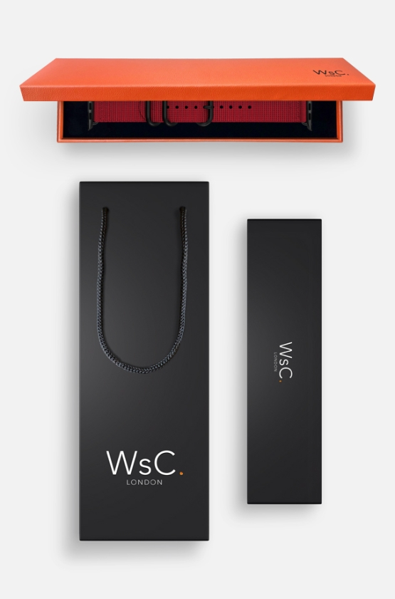WsC NATO Red Box And Bag