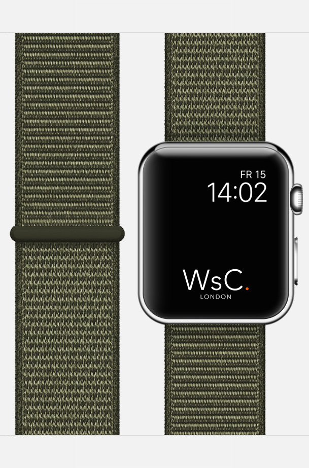 wsc sport loop khaki green featured