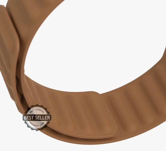 WsC® Leather Link - Caramel Brown