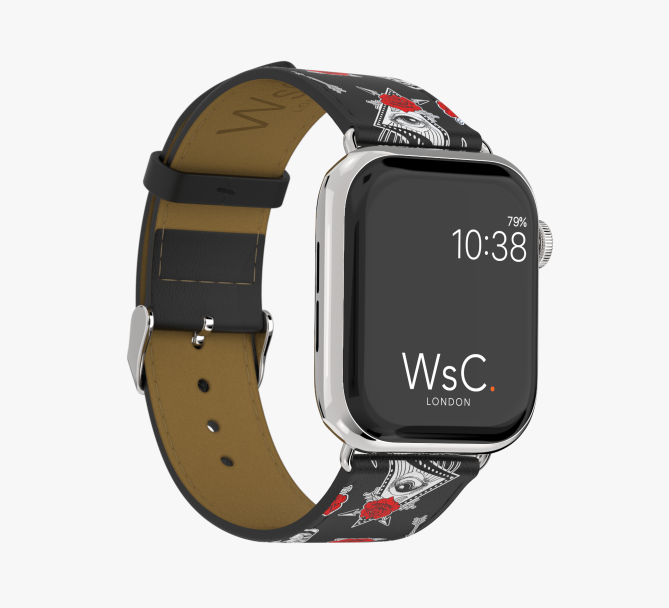 WsC® Ancient Roses - Apple Watch Strap