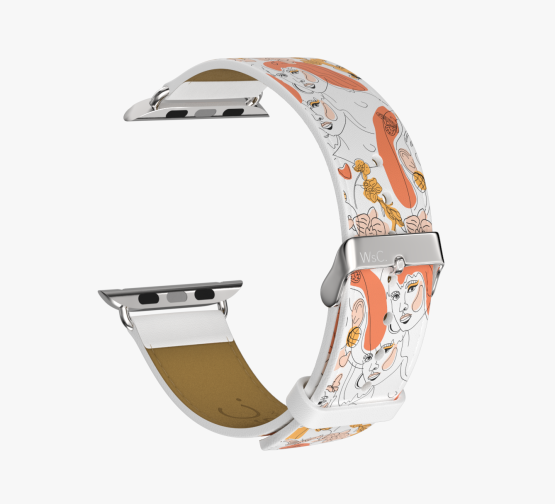 WsC® Familiar Faces - Apple Watch Strap