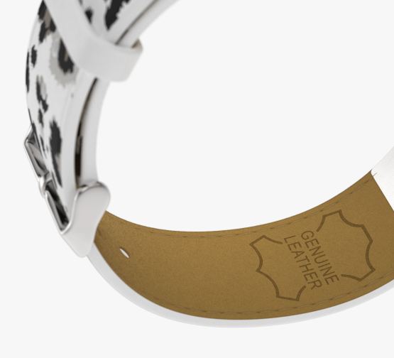 WsC® Snow Leopard - Apple Watch Strap