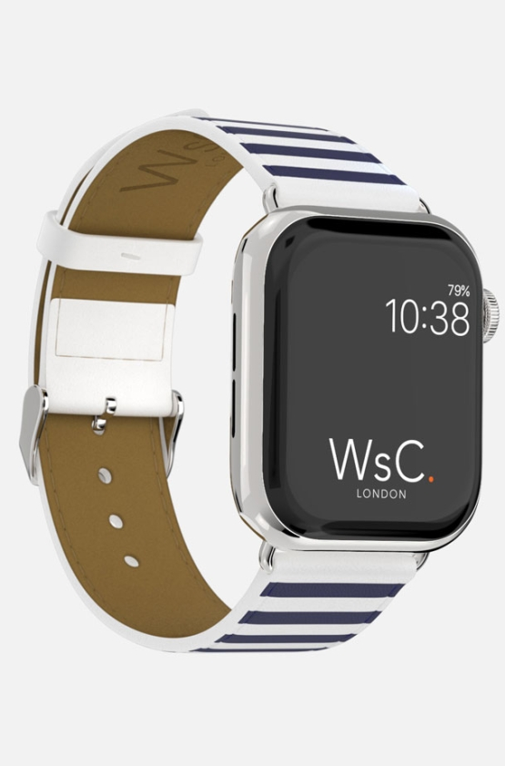 WsC Navy Stripes Stainless Steel Category